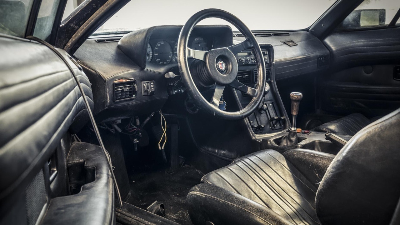 '81 BMW M1 Biturbo : Speed Record 46