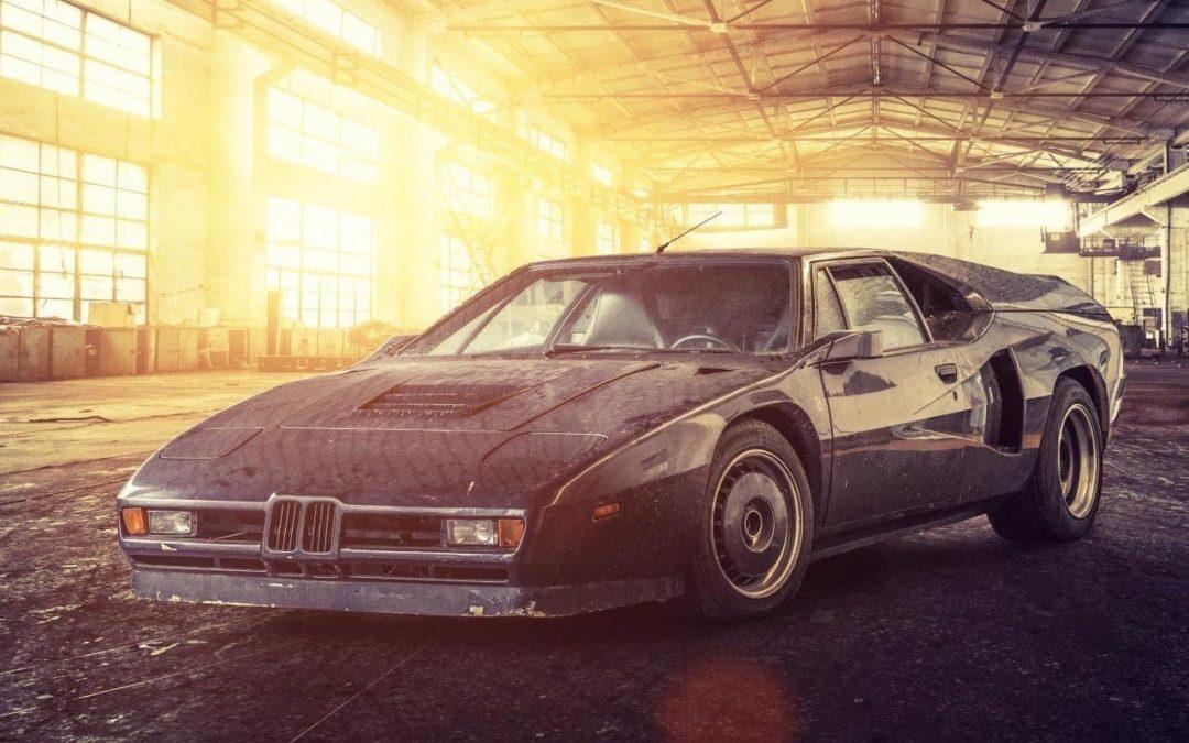 '81 BMW M1 Biturbo : Speed Record
