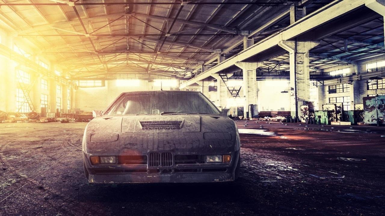 '81 BMW M1 Biturbo : Speed Record 47