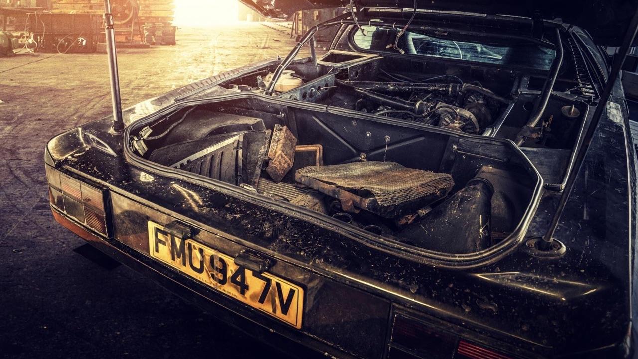 '81 BMW M1 Biturbo : Speed Record 42