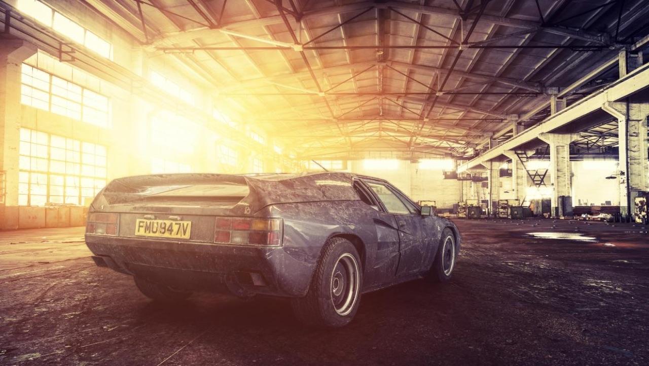 '81 BMW M1 Biturbo : Speed Record 38