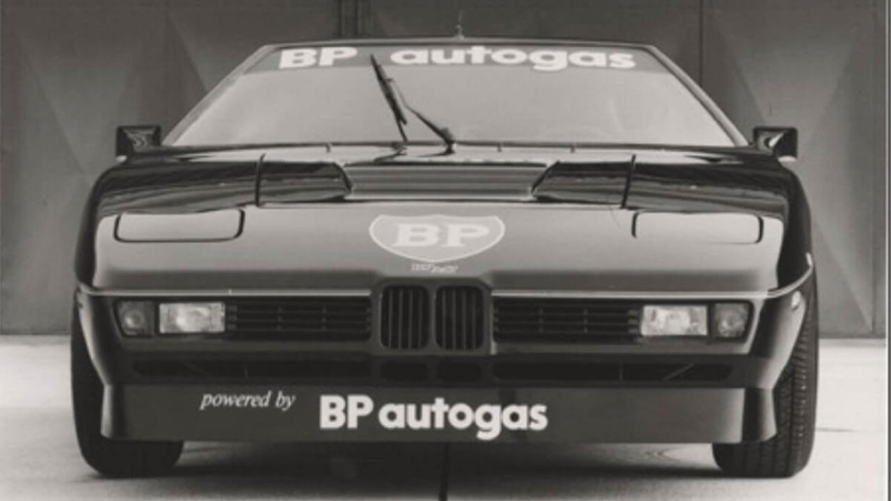 '81 BMW M1 Biturbo : Speed Record 41