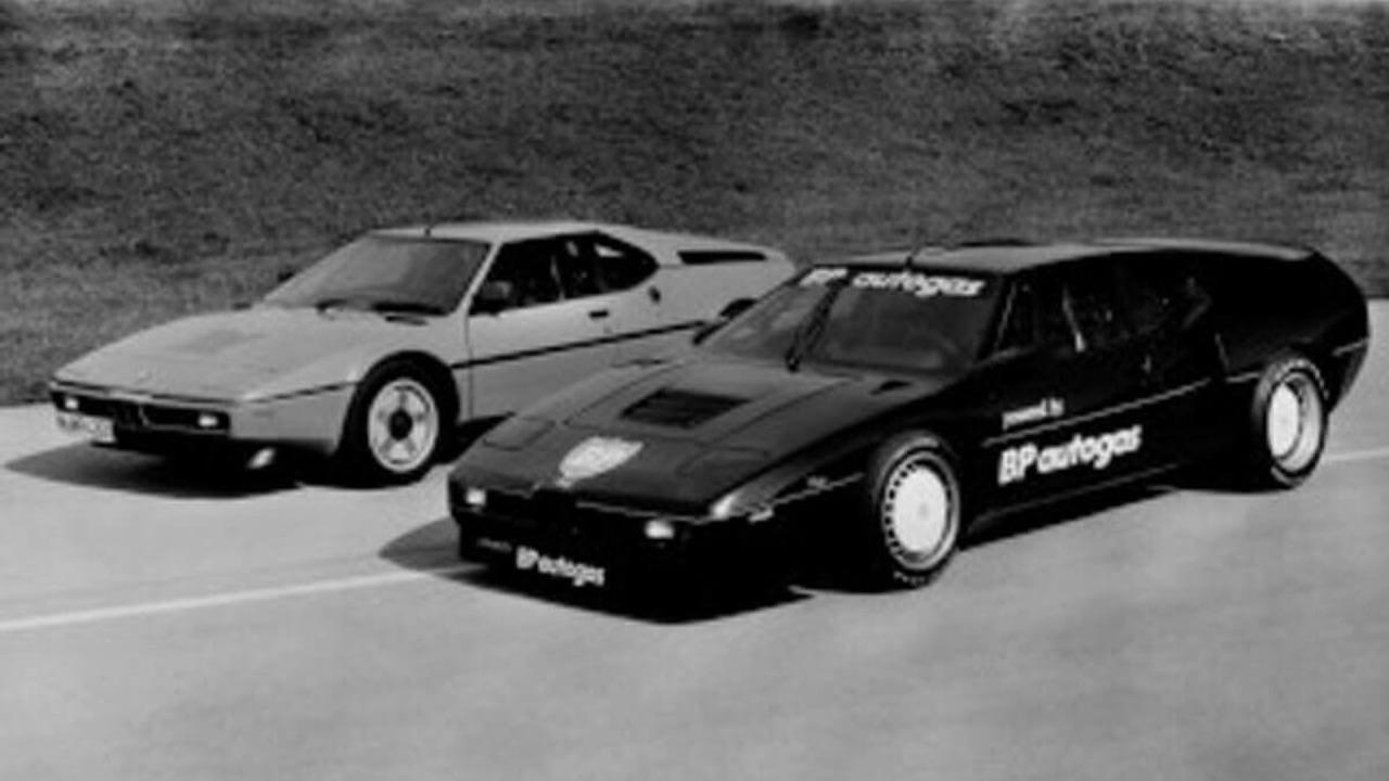 '81 BMW M1 Biturbo : Speed Record 37