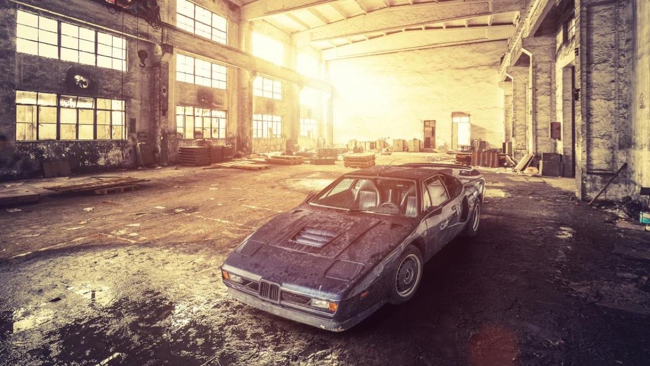 '81 BMW M1 Biturbo : Speed Record 35