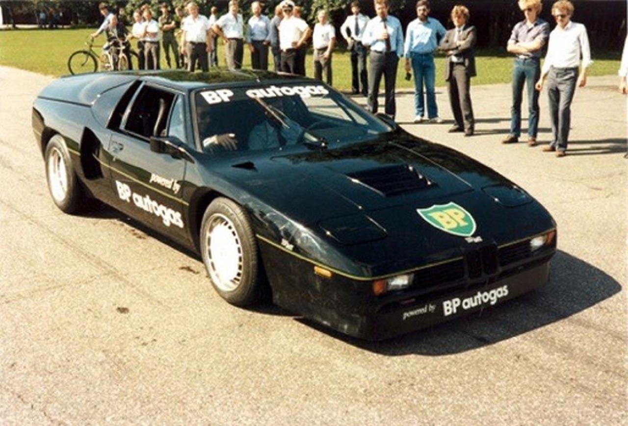 '81 BMW M1 Biturbo : Speed Record 40