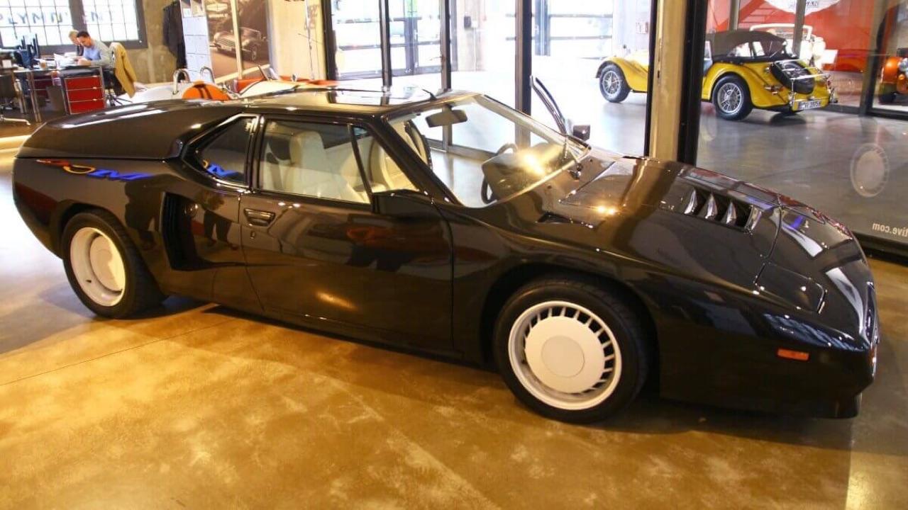 '81 BMW M1 Biturbo : Speed Record 48