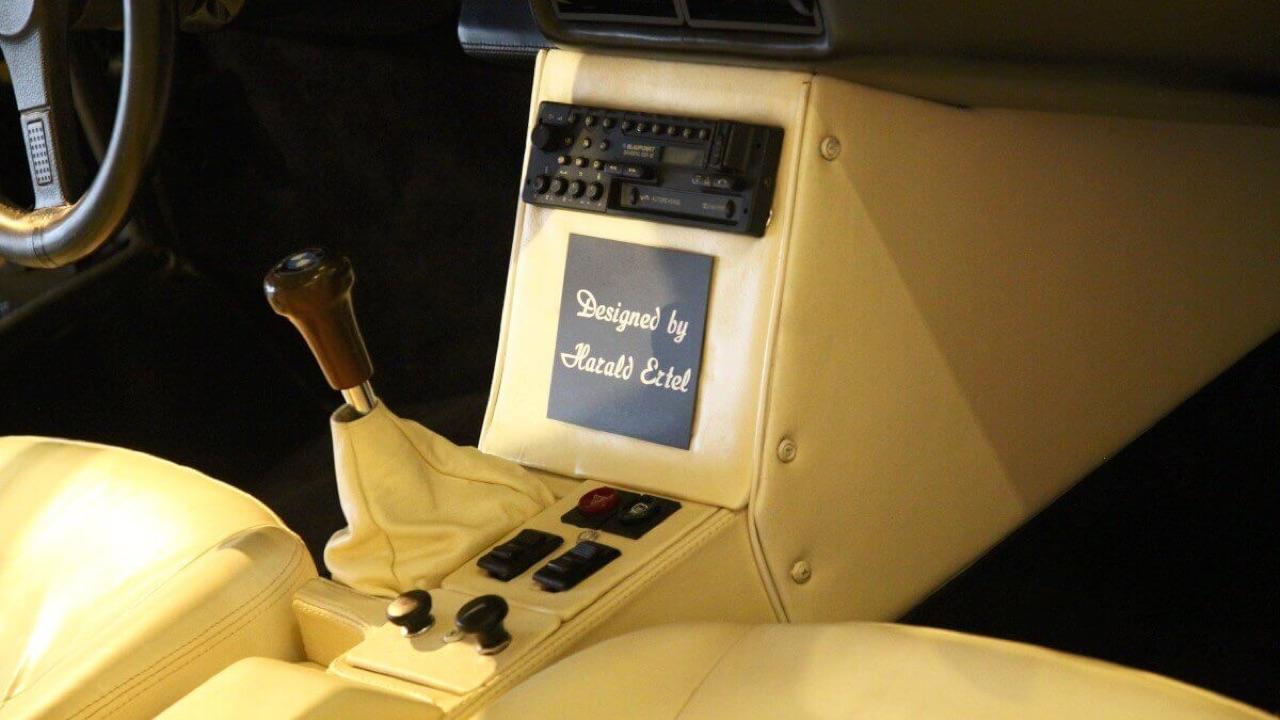 '81 BMW M1 Biturbo : Speed Record 50
