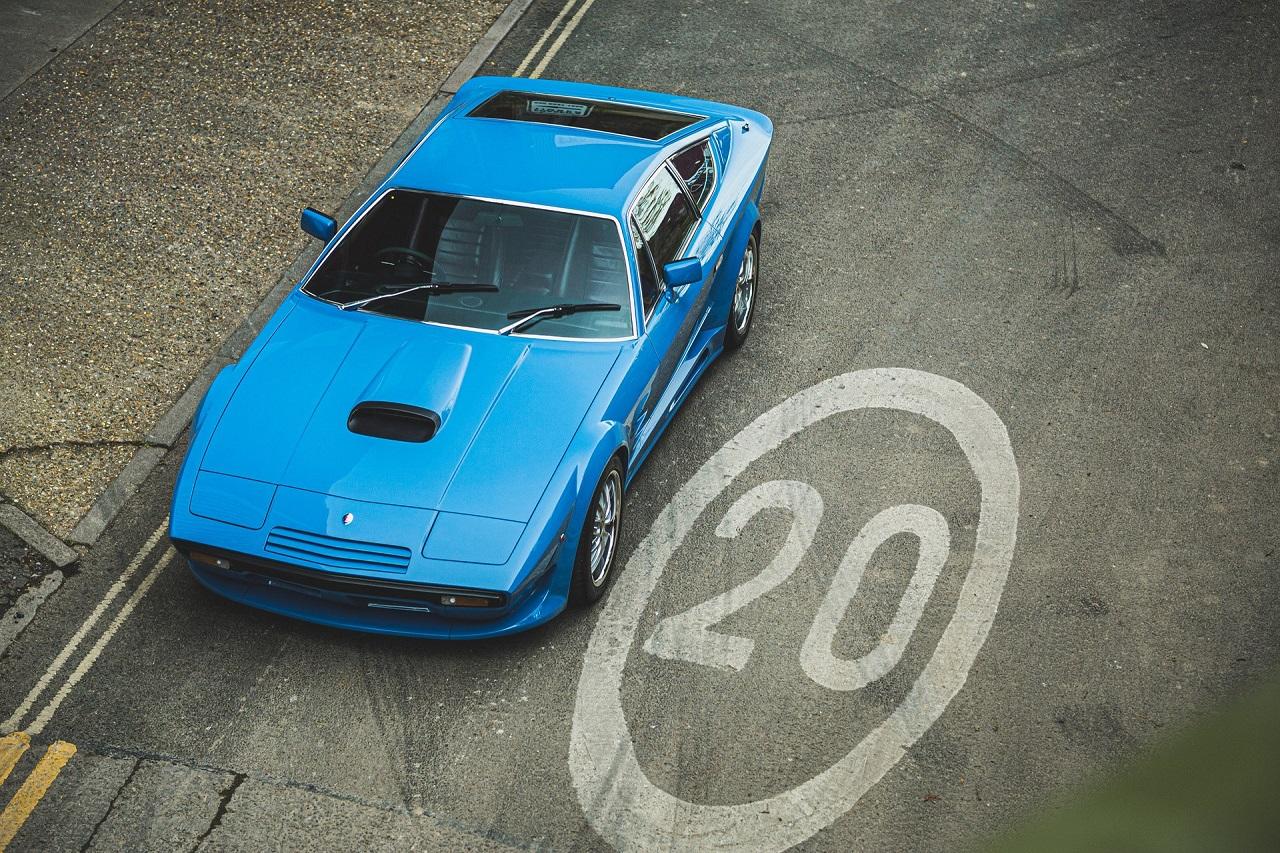 Maserati Khamsin - Edition Brunei ! 8