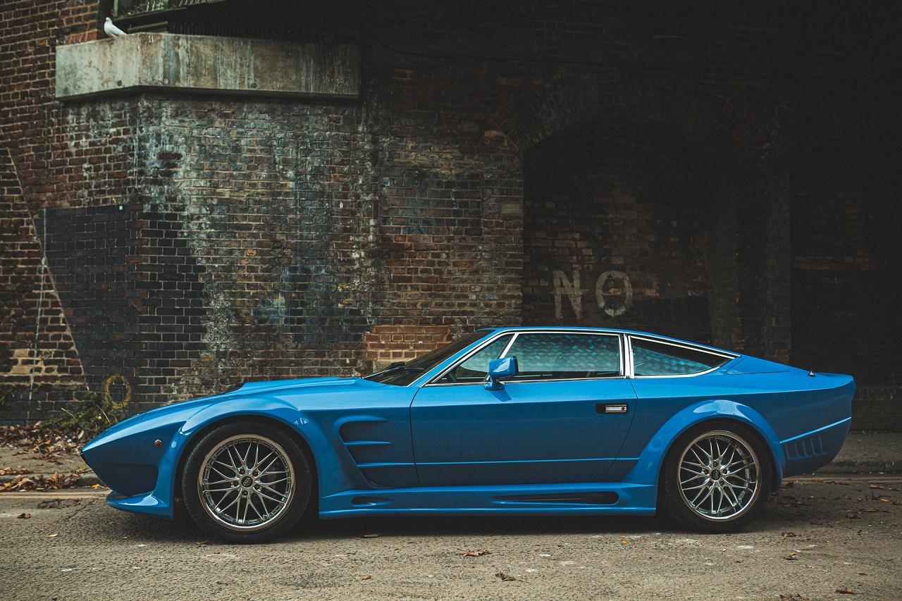 Maserati Khamsin - Edition Brunei ! 3