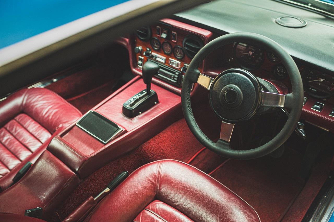 Maserati Khamsin - Edition Brunei ! 13