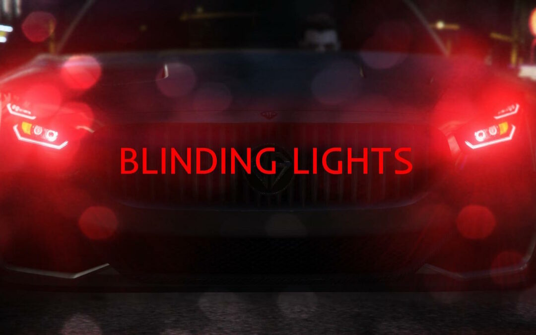 A Fond : The Weeknd – « Blinding Lights »