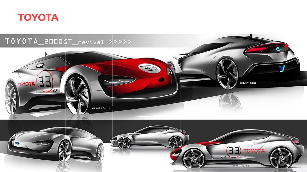 Toyota 2000 GT Hommage... Du rêve à la virtualité ! 2