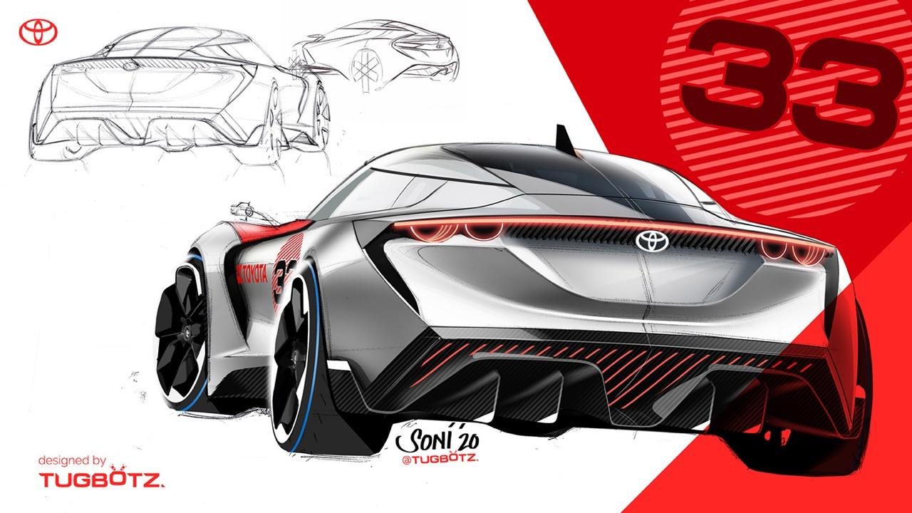 Toyota 2000 GT Hommage... Du rêve à la virtualité ! 4