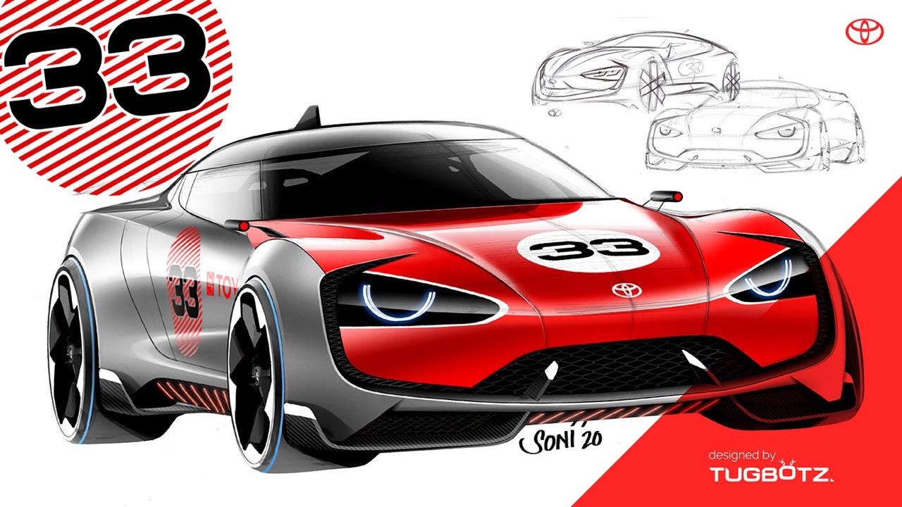 Toyota 2000 GT Hommage... Du rêve à la virtualité ! 3