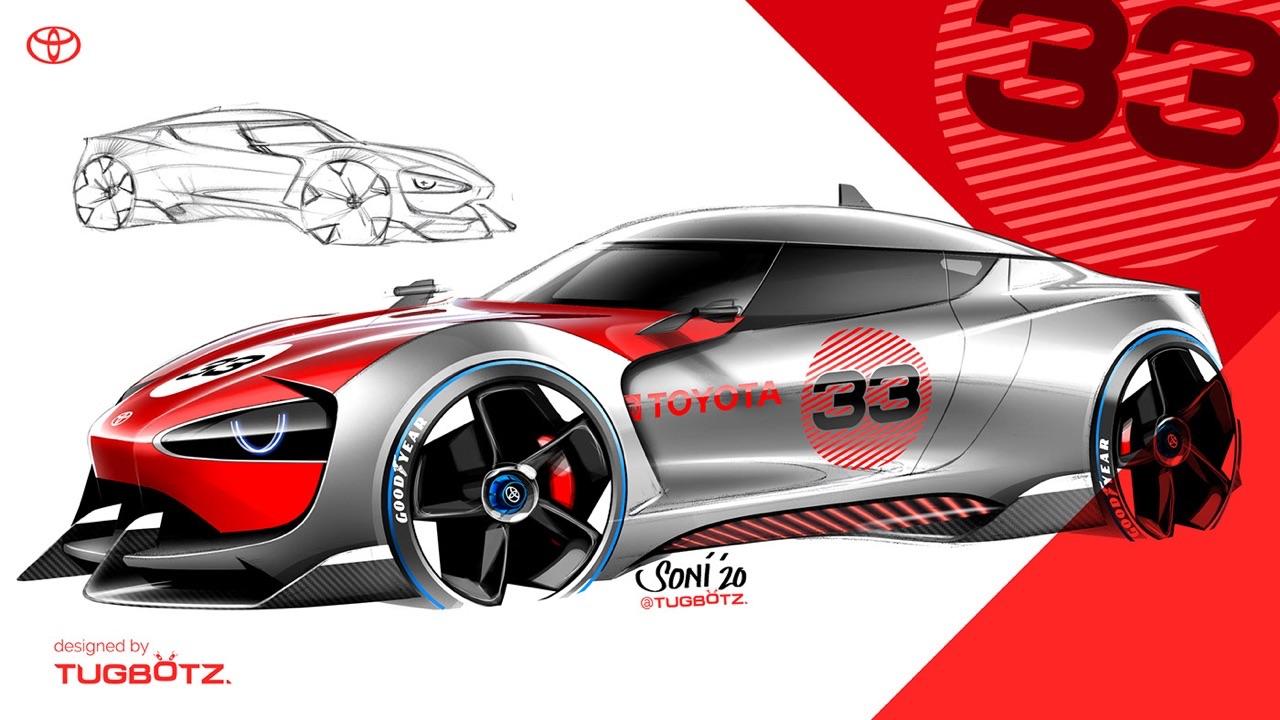 Toyota 2000 GT Hommage... Du rêve à la virtualité ! 7