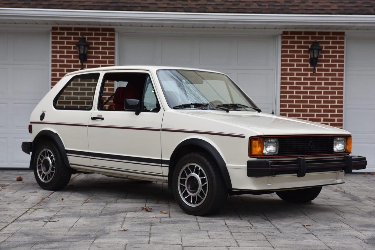 80's VW Scirocco et Golf Callaway Turbo... C'est quoi c'bordel ?! 76