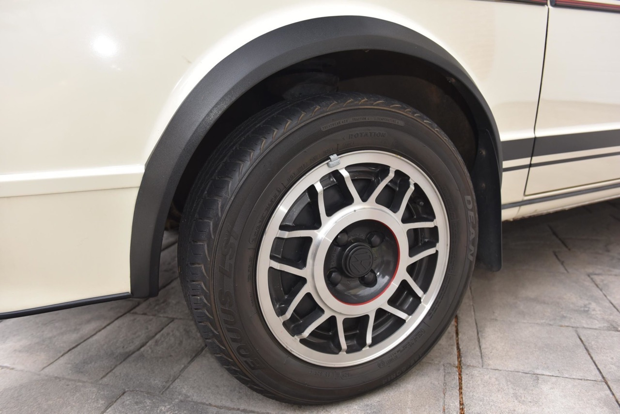 80's VW Scirocco et Golf Callaway Turbo... C'est quoi c'bordel ?! 72