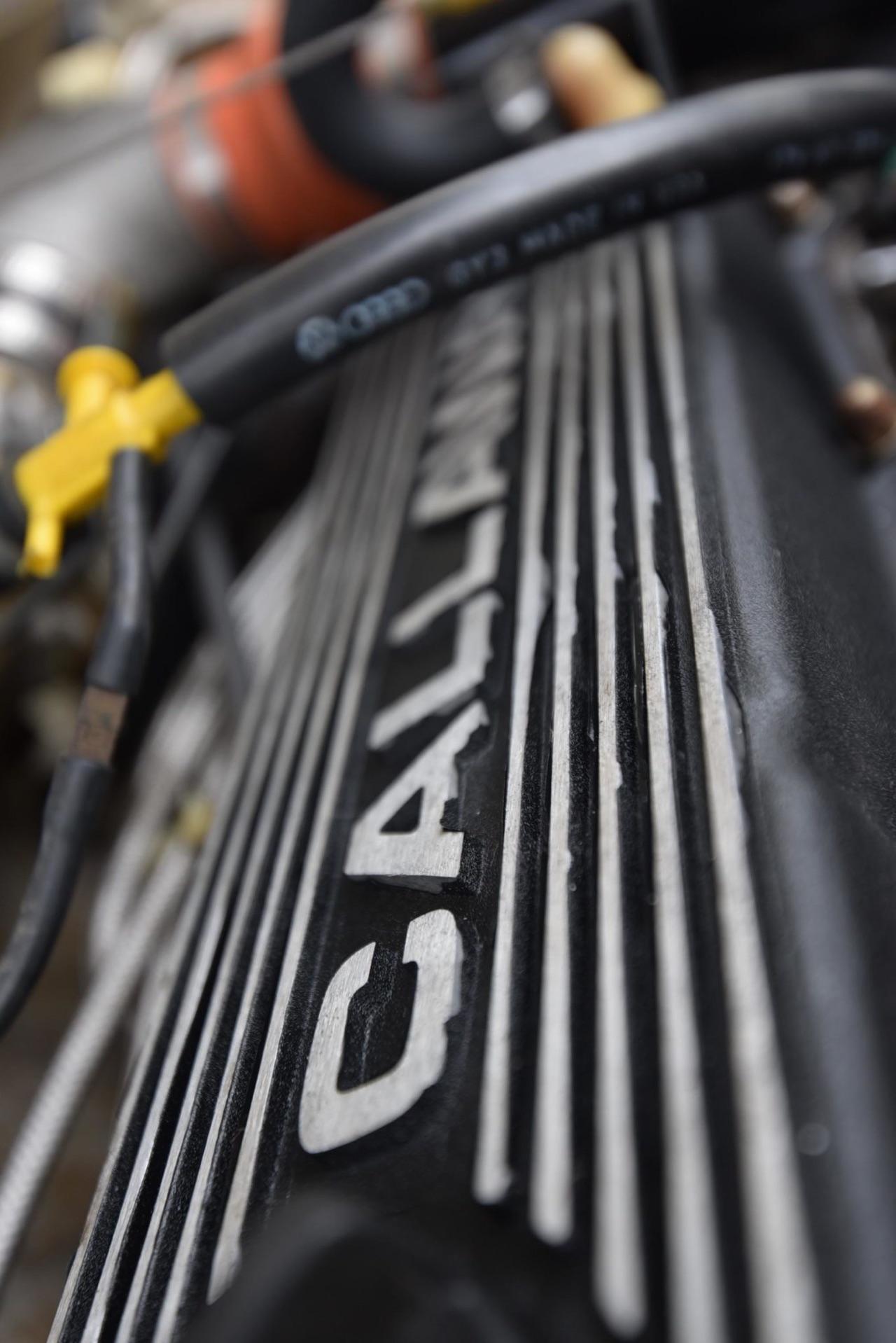 80's VW Scirocco et Golf Callaway Turbo... C'est quoi c'bordel ?! 59