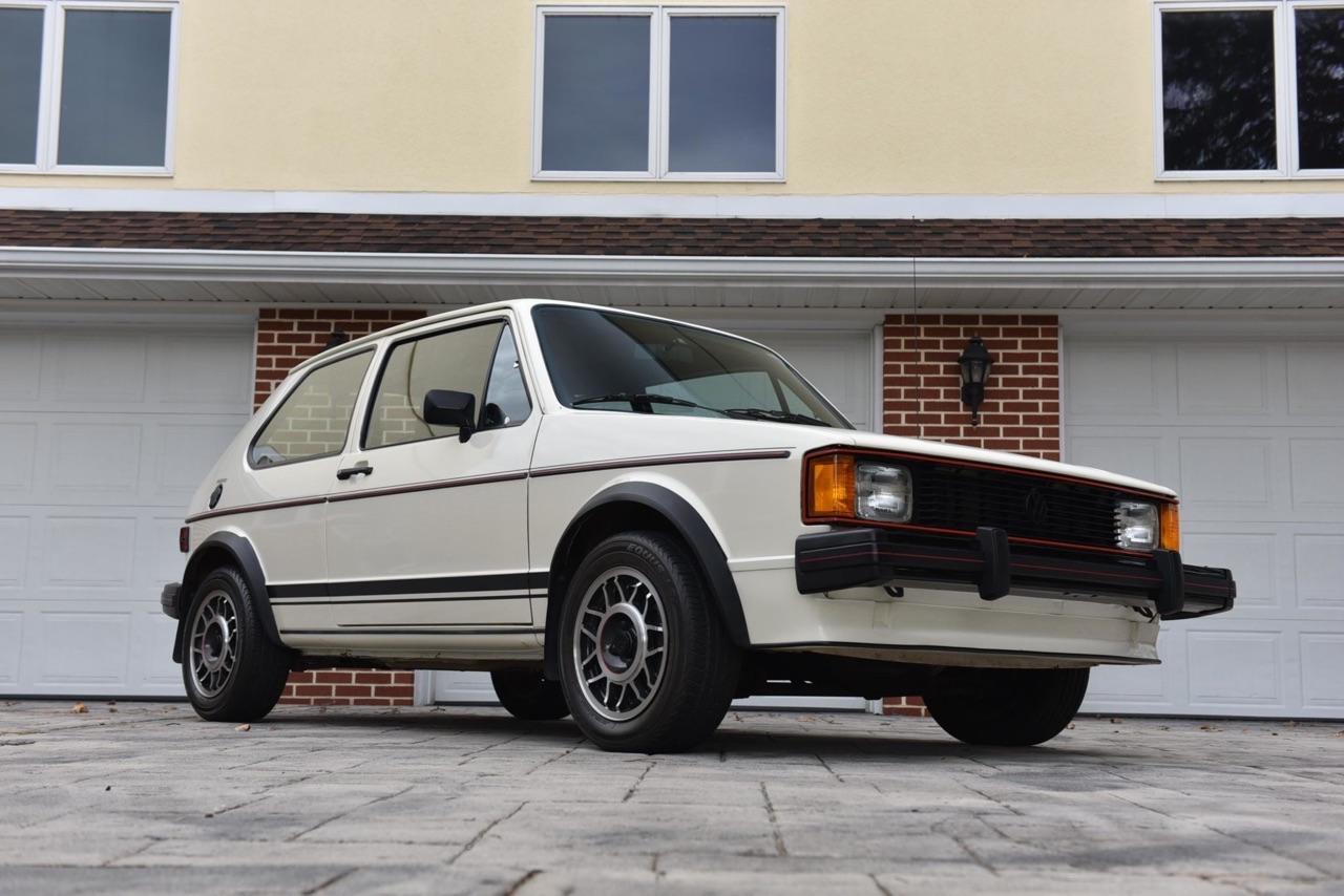 80's VW Scirocco et Golf Callaway Turbo... C'est quoi c'bordel ?! 75