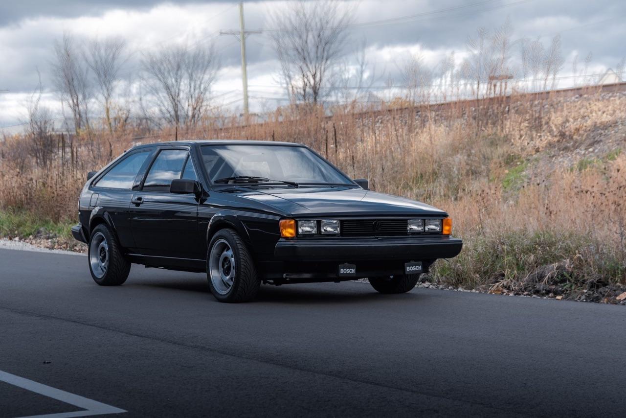80's VW Scirocco et Golf Callaway Turbo... C'est quoi c'bordel ?! 63