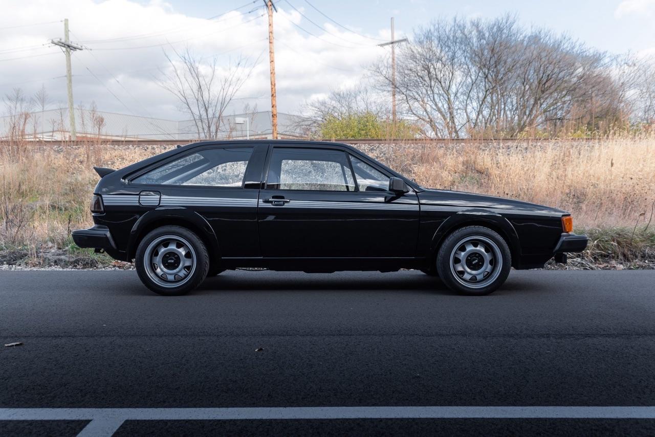 80's VW Scirocco et Golf Callaway Turbo... C'est quoi c'bordel ?! 51