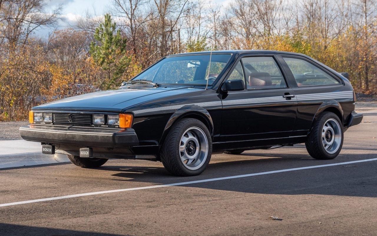 80's VW Scirocco et Golf Callaway Turbo... C'est quoi c'bordel ?! 49