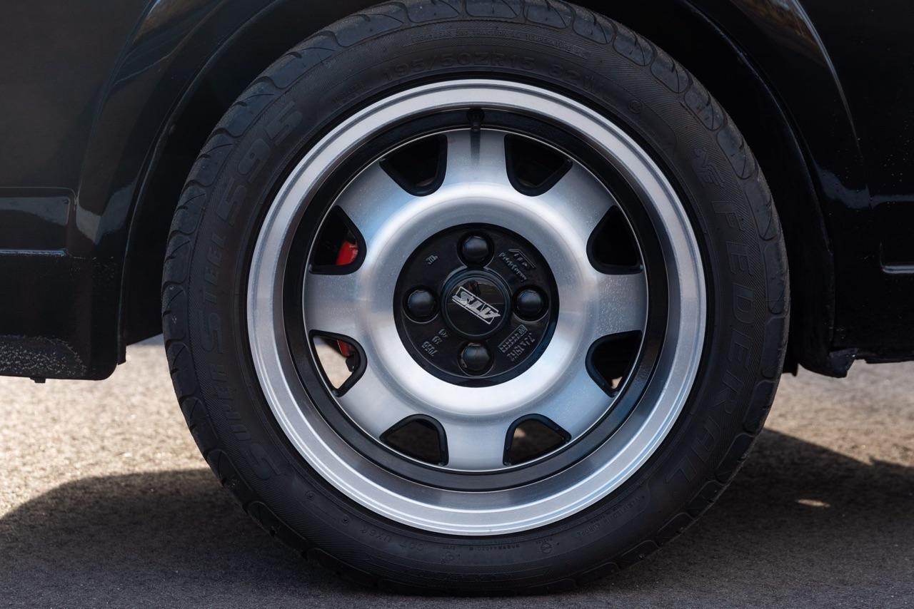 80's VW Scirocco et Golf Callaway Turbo... C'est quoi c'bordel ?! 65