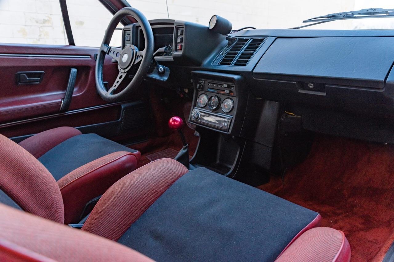 80's VW Scirocco et Golf Callaway Turbo... C'est quoi c'bordel ?! 68