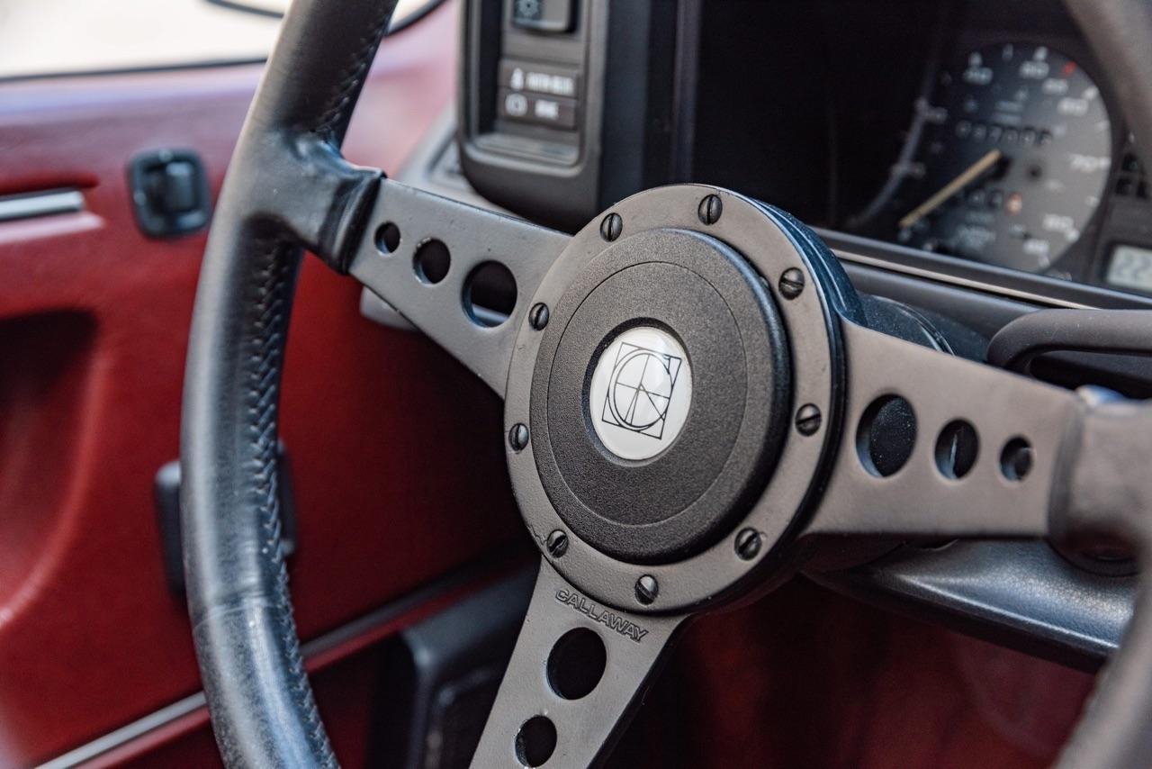 80's VW Scirocco et Golf Callaway Turbo... C'est quoi c'bordel ?! 55