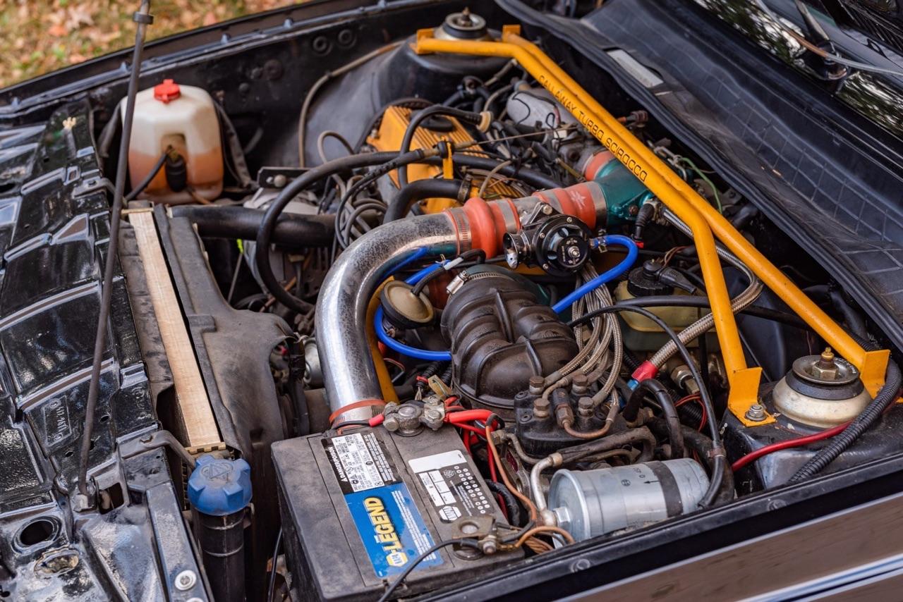 80's VW Scirocco et Golf Callaway Turbo... C'est quoi c'bordel ?! 53