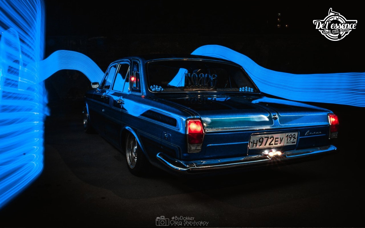 '83 Gaz Volga - Lowrider sauce Adjika 1