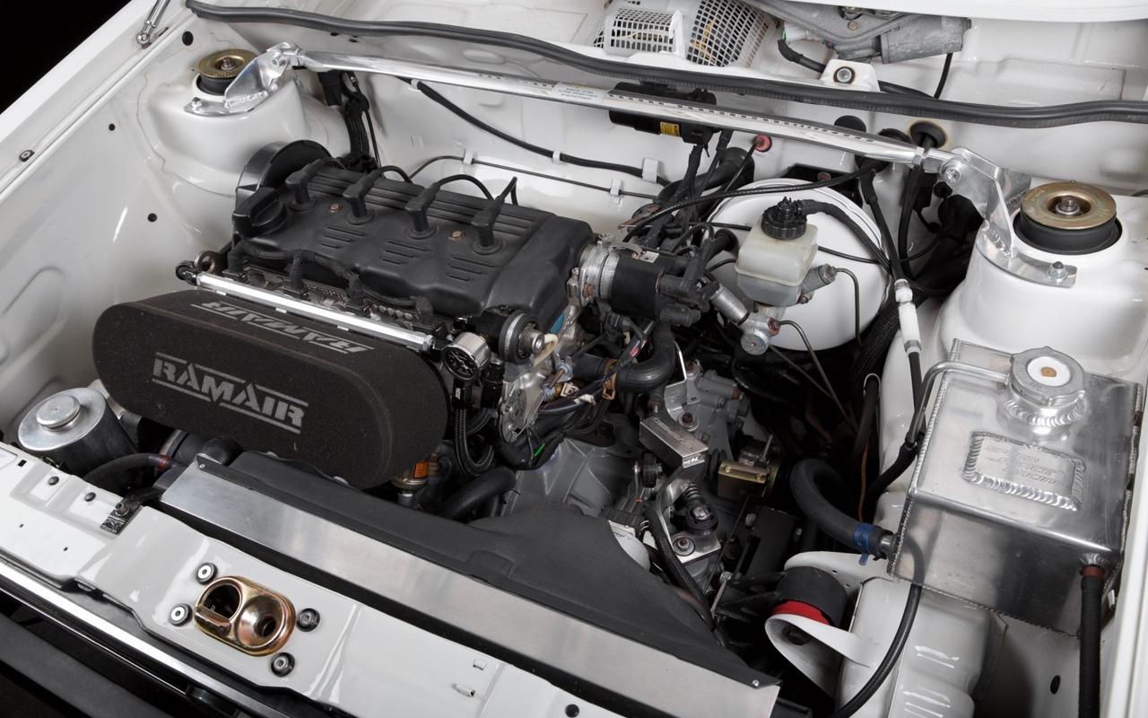 '86 VW Golf 1 Cab - Elle manque pas d'air ! 8