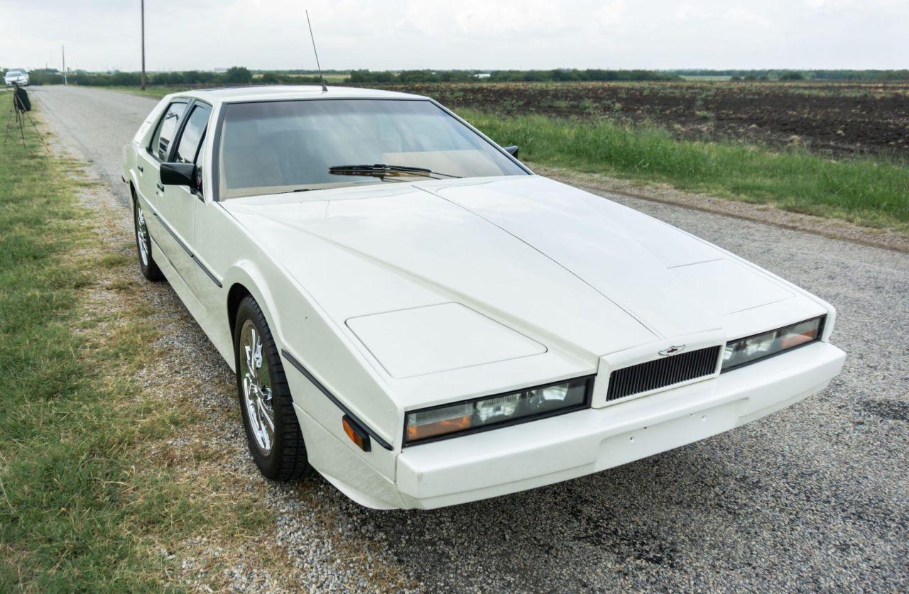 Aston Martin Lagonda de 1983 en V8 LT1 - Apportez le défibrillateur ! 35