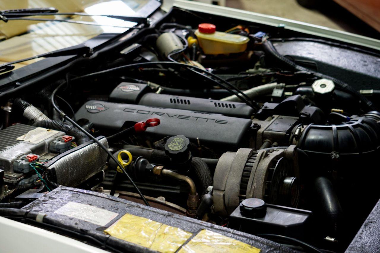Aston Martin Lagonda de 1983 en V8 LT1 - Apportez le défibrillateur ! 41