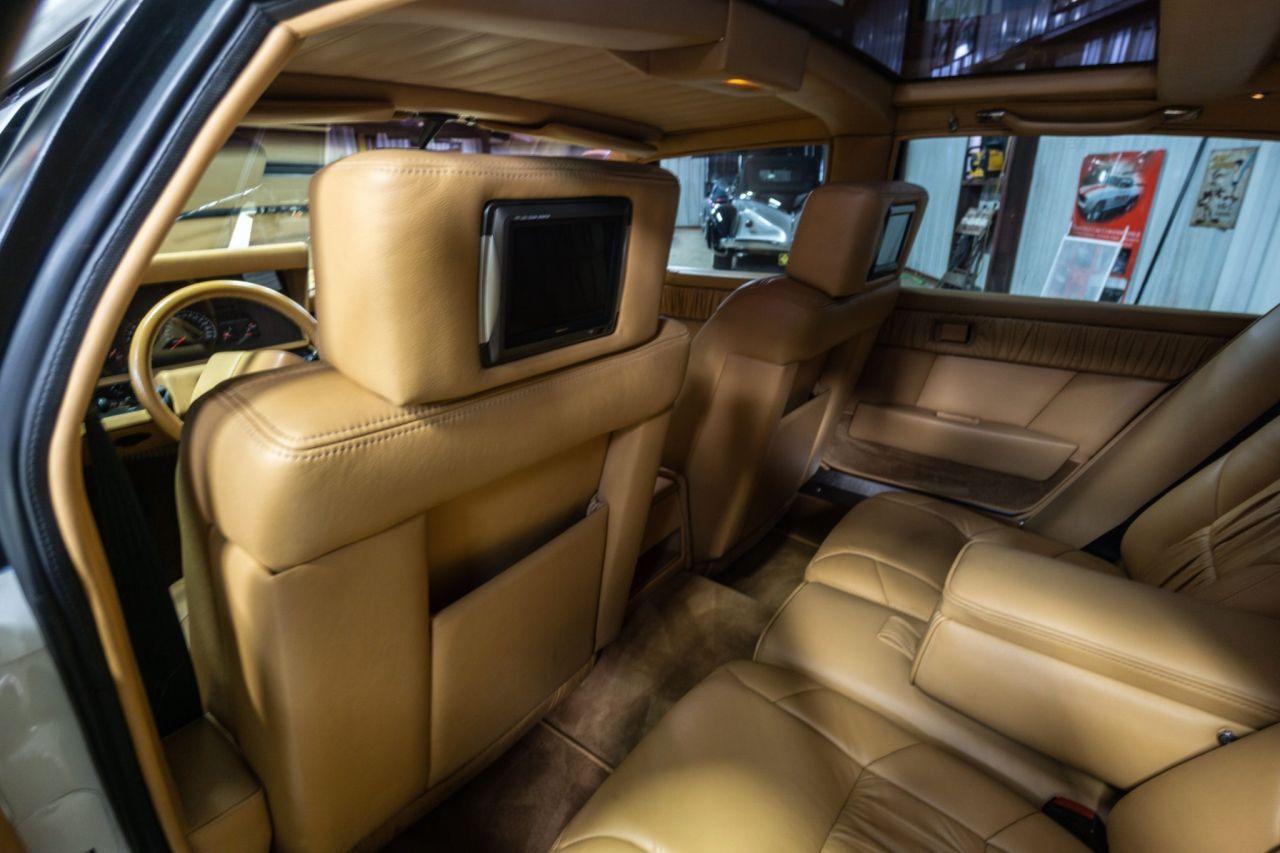 Aston Martin Lagonda de 1983 en V8 LT1 - Apportez le défibrillateur ! 39
