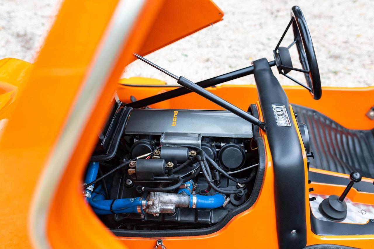 Bond Bug 750ES Swap YZF R1 - La Super Bug ! 3