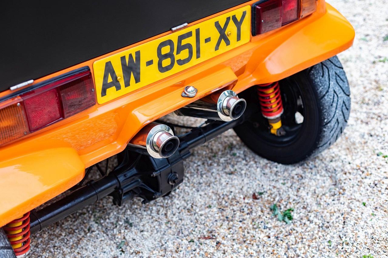 Bond Bug 750ES Swap YZF R1 - La Super Bug ! 4