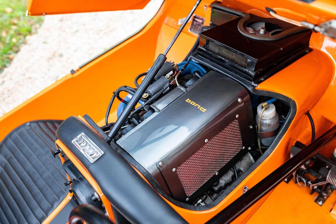 Bond Bug 750ES Swap YZF R1 - La Super Bug ! 8