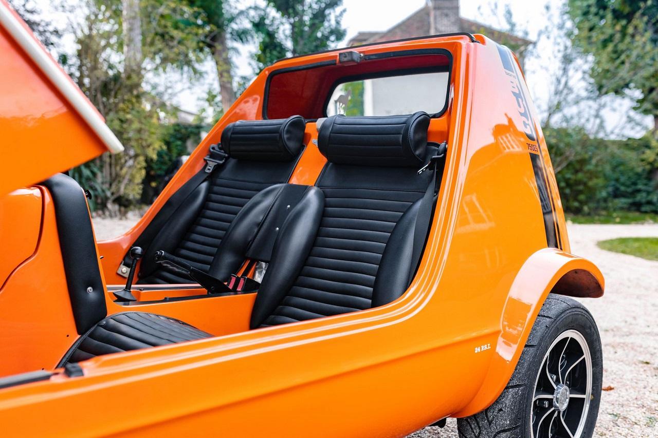 Bond Bug 750ES Swap YZF R1 - La Super Bug ! 9