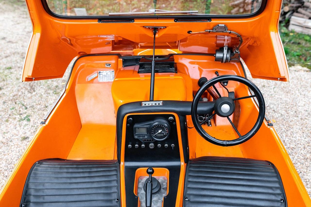 Bond Bug 750ES Swap YZF R1 - La Super Bug ! 10