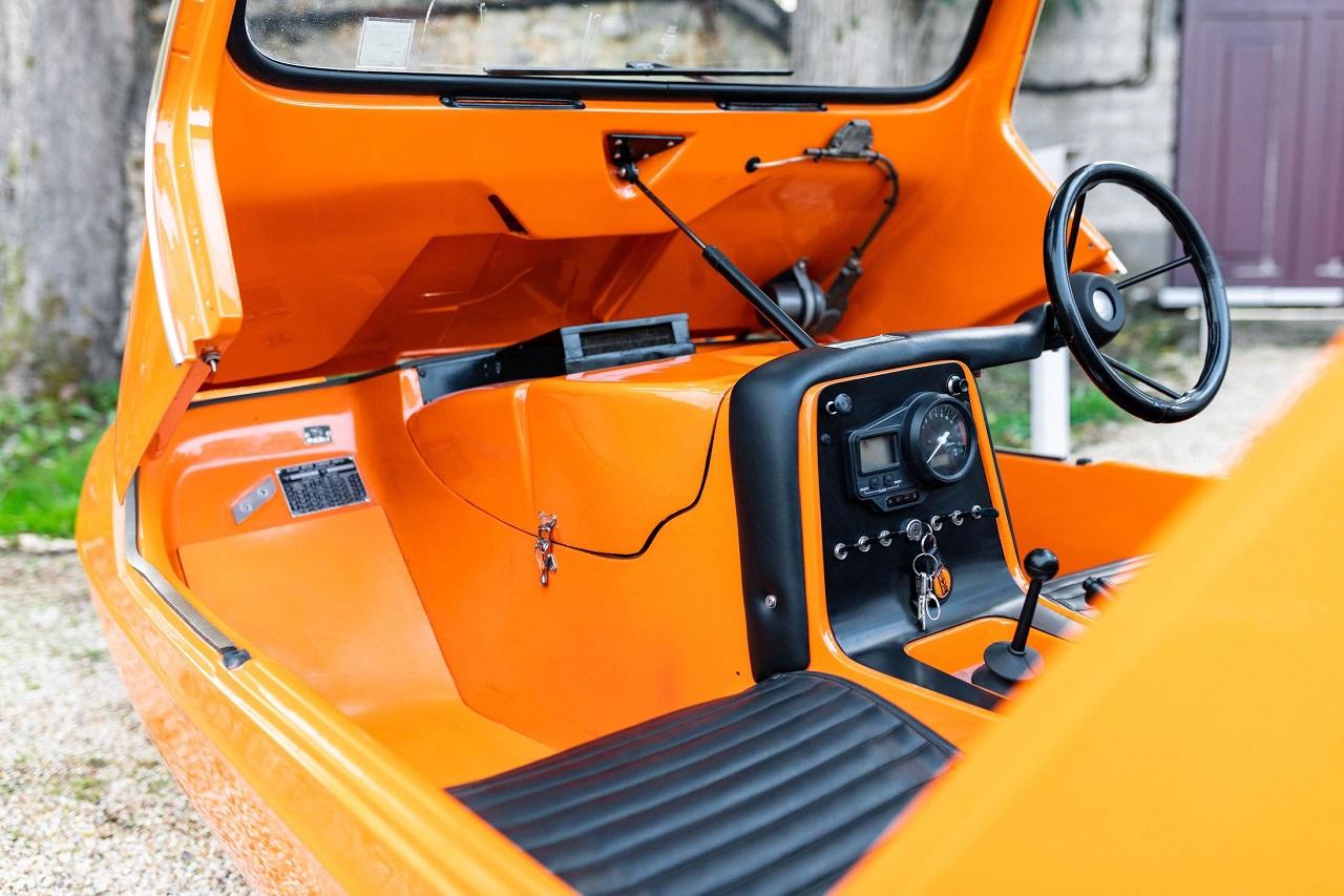 Bond Bug 750ES Swap YZF R1 - La Super Bug ! 11