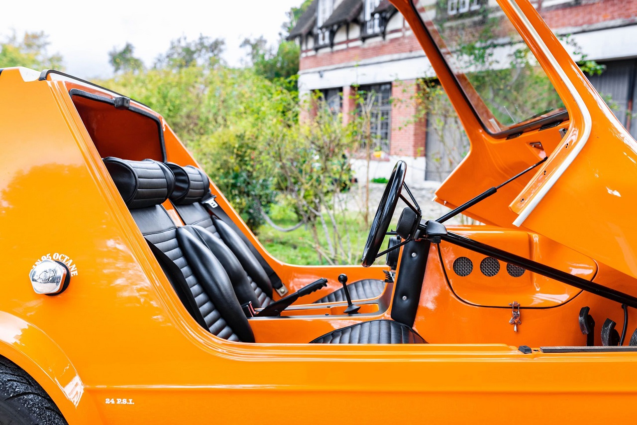 Bond Bug 750ES Swap YZF R1 - La Super Bug ! 12