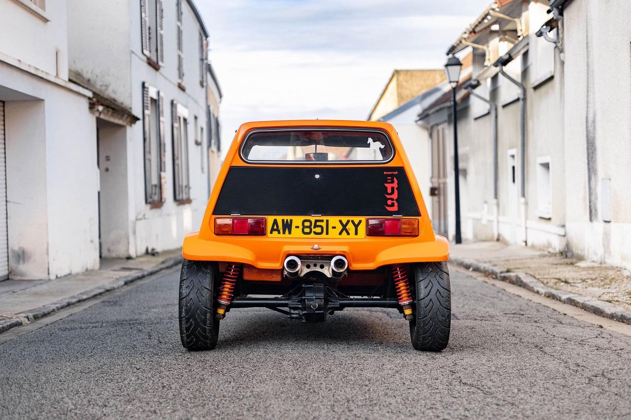 Bond Bug 750ES Swap YZF R1 - La Super Bug ! 13