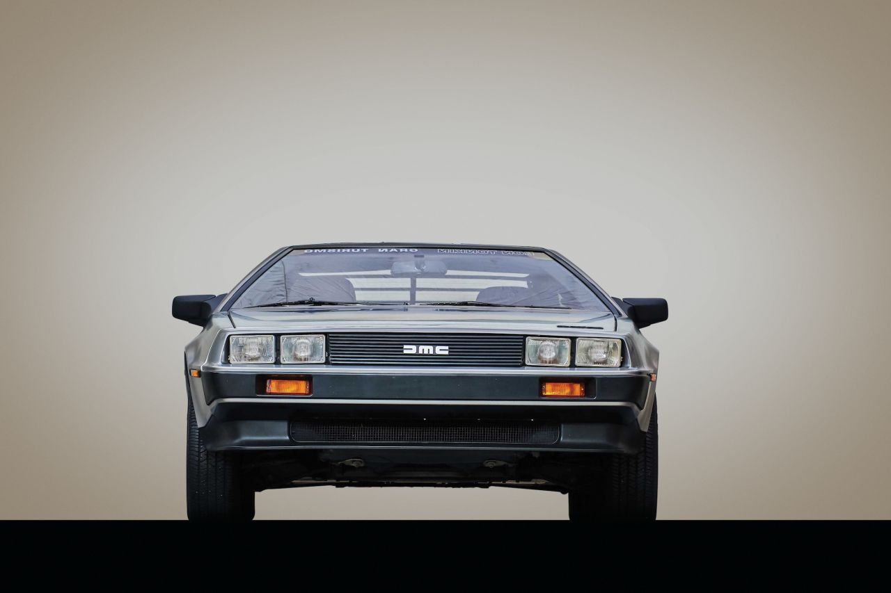 DeLorean DMC 12 en V6 Turbo - Back to the pschiiiit ! 31