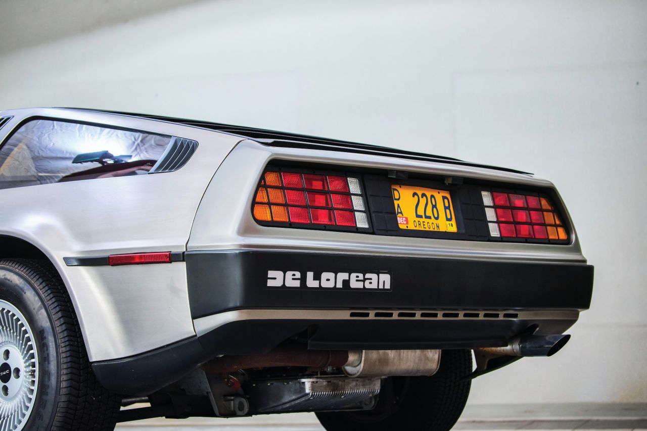 DeLorean DMC 12 en V6 Turbo - Back to the pschiiiit ! 41