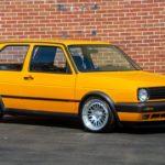VW Golf MkII R32 - Clockwork Orange