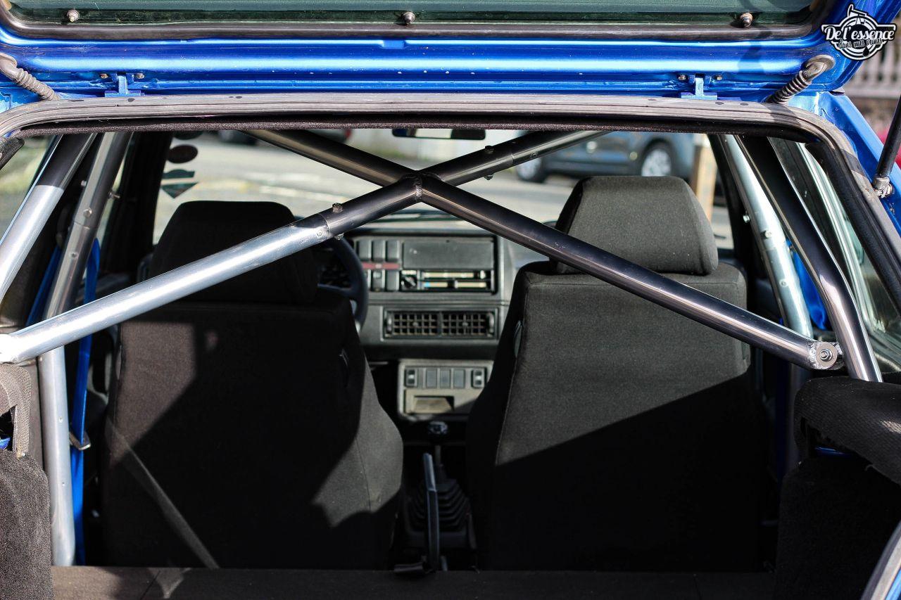 La Golf II swap III GTI 16s de Florian - Et pourtant j'aime pas les Golf ! 3