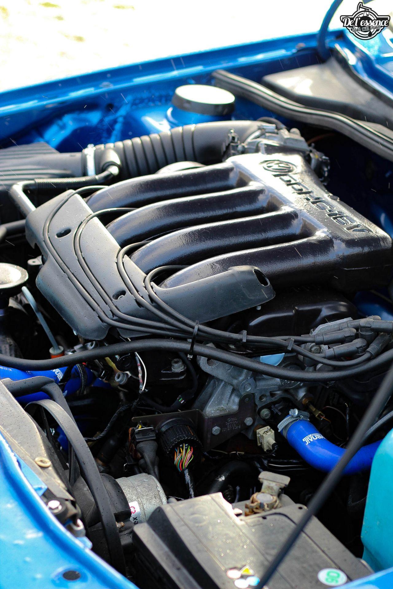La Golf II swap III GTI 16s de Florian - Et pourtant j'aime pas les Golf ! 4