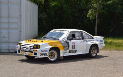Opel Manta 400 Gr.B – Slidin' Blitz