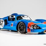 Matra MS 630 - Bleue de France !